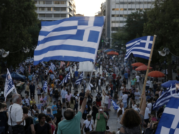 Greece Submits new Economic Reform Plan