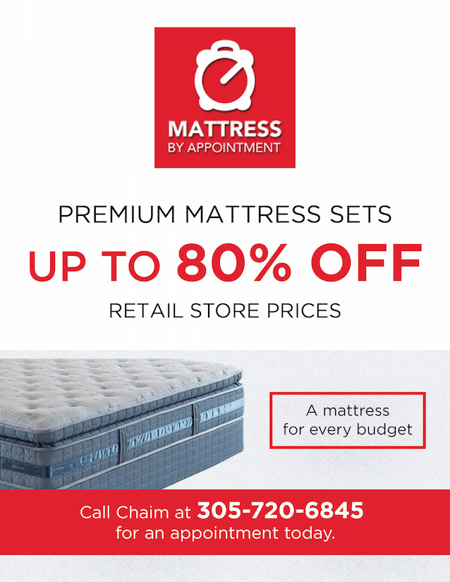Mattress By Appointment North Miami Beach